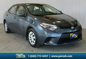 2014 Toyota Corolla LE ECO|NEW TIRES|HEATED SEATS|BLUETOOTH|CAME