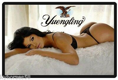 Yuengling Beer Sexy Model Refrigerator Magnet