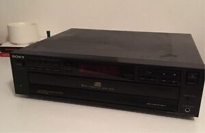 Sony 5 Disc CD Player CDP-C135 South Yarra Stonnington Area Preview