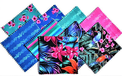 Tropic Gardens Charm Pack From P&b Textiles - (42) 5