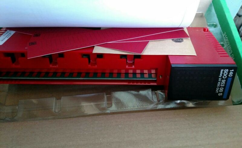 New Modicon 140-sdo-953-00s Processor Quantum Safety Digital Module 140sdo95300s