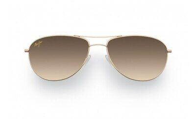 Maui Jim Baby Beach HS245-16 Gold / Bronze Polarized Aviator (Baby Aviators Sunglasses)