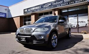 2007 BMW X5 AWD 4.8i LEATHER PANO ROOF NO ACCIDENT