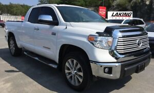 2017 Toyota Tundra 4x4 Double Cab Limited 5.7L DEMO Navigation,