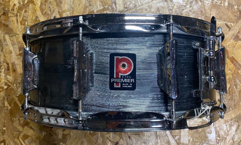 1970's Premier Snare Drum 5x14