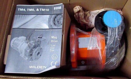 """WILDEN T-MAG 1-1/2"""", 3.70KW, 5HP MAG DRIVE PUMP"""