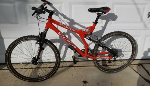 8717958dc04 Specialized S Works M4 FSR-XC Full Suspension Mountain Bike Hand made in USA