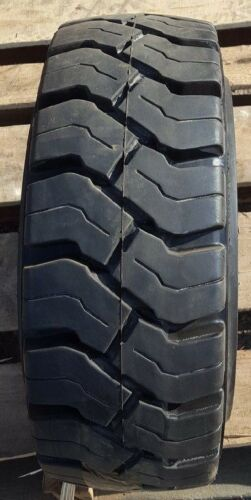 Used 18x7x12-1/8 tires solid forklift press-on tire 18x7x12.125 18712