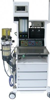 Datex Ohmeda Excel 210 Se Anesthesia Machine With 7900 Miami