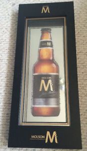 Molson 'M' Wall Sign