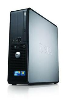 DELL 780 SFF QuadCore Q8200 4GB DDR3 320GB HDMI (Computers)