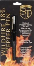 Wildfire 18% Pepper Spray Pen Self Defense Repellent Safety Security Protection