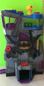 Batman cave playset