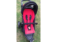 Phil & Ted Dot Chilly Push Chair in excellent condition
