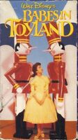 Babes in Toyland (VHS, 1996)