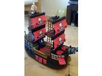 Imaginex Pirate Ship