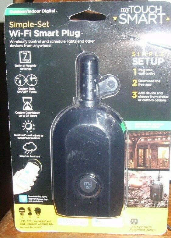my touch smart simple set wi fi