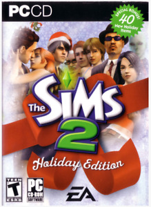THE SIMMS 2 HOLIDAY EDITION $1