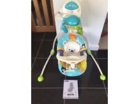 Fisher Price Baby Swing Precious Planet