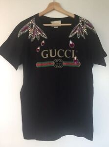 afe71e28709 Authentic womens Gucci tshirt