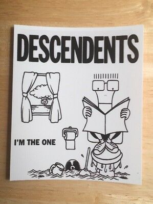 Descendents Sticker