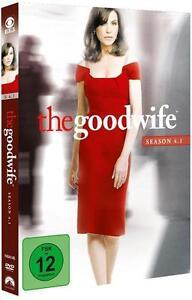 Julianna Margulies - The Good Wife - Season 4.1 [3 DVDs] /0
