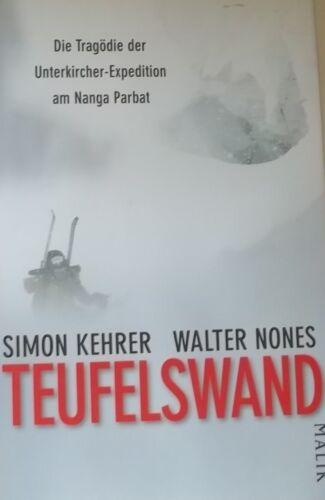 Teufelswand   von Simon Kehrer & Walter Nones