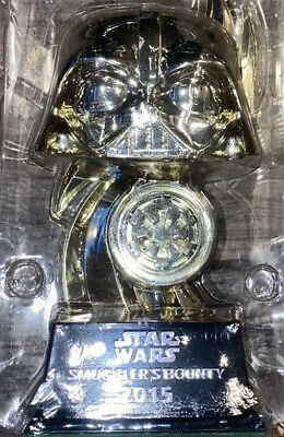 Funko Star Wars Smuggler's Bounty Boss 2015 Darth Vader New Open No Box