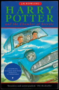 """Collectible BOOK-""""Harry Potter and the Chamber of Secrets"""""""
