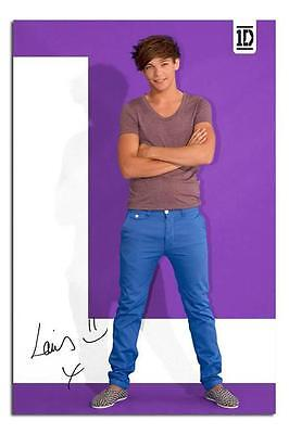 One Direction Louis Solo Large Mural Affiche Neuf Emballé