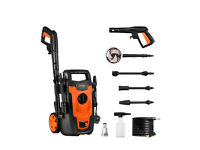 Potek 1400w electric pressure washer