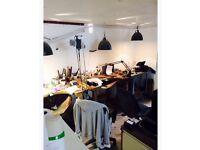 Artist , craftsmen workshop Bethnal Green 24hour access £330pm all bills included