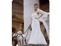 Bianco Evento Wedding Dress Size XS / 6-8 (New with tags)