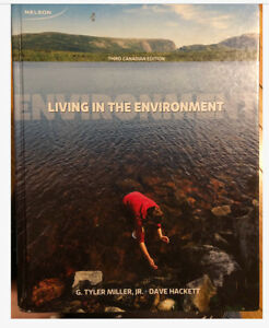 LIVING IN THE ENVIRONMENT Third Canadian Edition