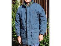 Very smart thick padded Hawkshead winter jacket