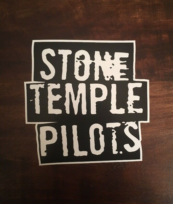 Stone Temple Pilots Sticker