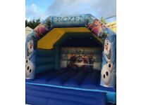 FROZEN BOUNCY CASTLE HIRE/ POPCORN MACHINES/ LED DANCE FLOORS/ CHOCOLATE FOUNTAINS and more...