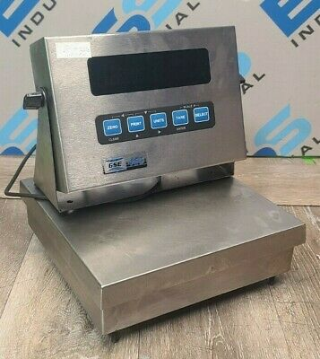 Gse Scale Systems Model 460 Rice Lake Bm1010s-10