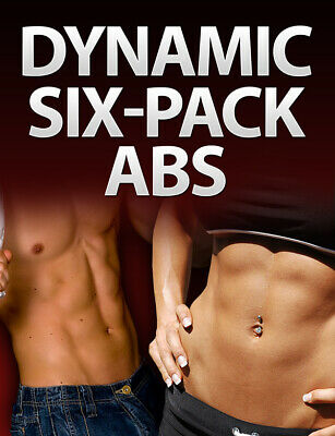 Dynamic Six-Pack Abs  PDF eBook With Resell Rights + 10 Free Valuable Ebooks