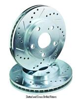 Ford Brakes: OE, Slotted, Cross Drilled Rotors & Brake Pads