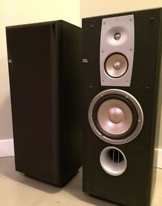 YAMAHA RECEIVER & JBL SPEAKERS -HOME THEATRE MINT