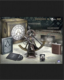 Assassin's Creed Syndicate - Big Ben Collectors Case Edition (PS4) New Sealed