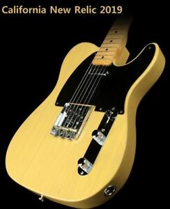 Fender Telecaster 1952 Pro Relic Custom Shop Exclusive Model