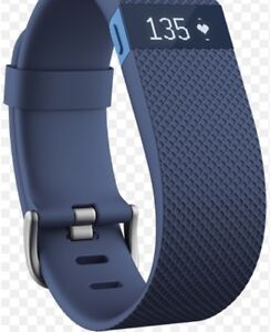 Fitbit Charge HR - black, size small