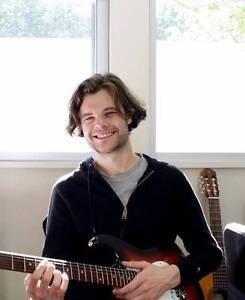 Guitar Lessons in Glebe - Professional Teacher - All Skill Levels Glebe Inner Sydney Preview