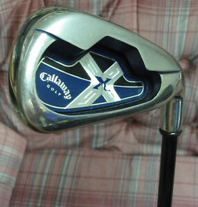 Callaway X-18 6 iron Golf Club MRH REG Flex Graphite