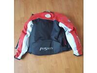 Medium bike motorcycle jacket