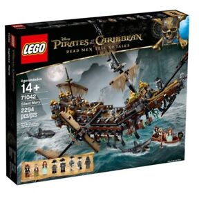 LEGO-71042 Silent Mary ship POTC