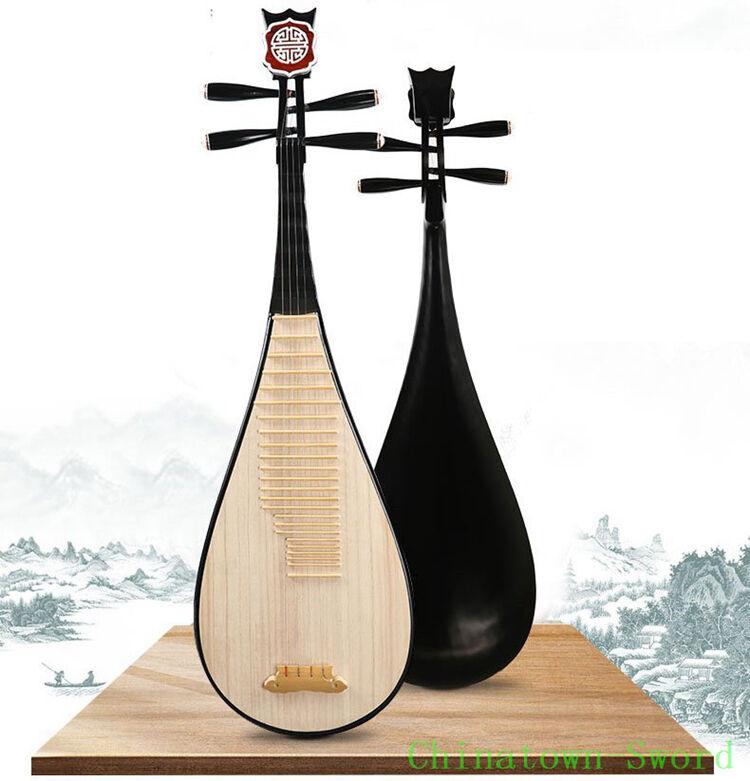 XingHai Brand HandMade Chinese Pipa Lute Guitar Musical Instrument liuqin #4128