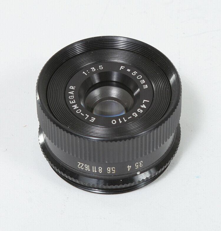 50MM 50/3.5 EL-OMEGAR ENLARGING LENS/157637